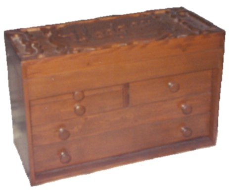 Carved Box 1