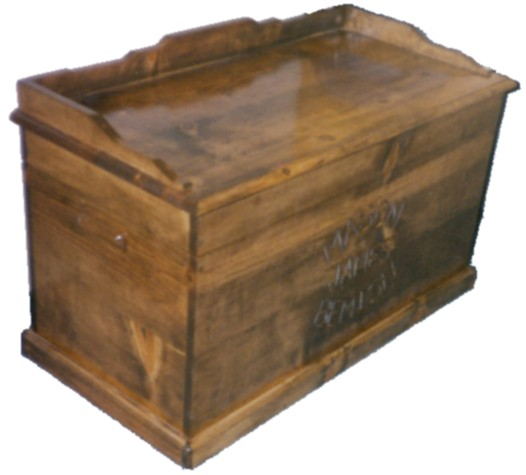 Carved Chest 2