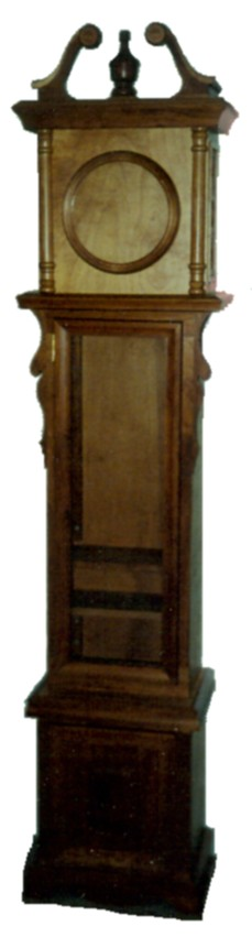 Grandfather Clock Cabinet